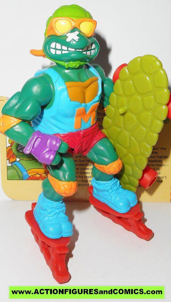Les 25 meilleures id es de la cat gorie tortues ninja figures d 39 action sur pinterest figurines - Tortue ninja orange ...
