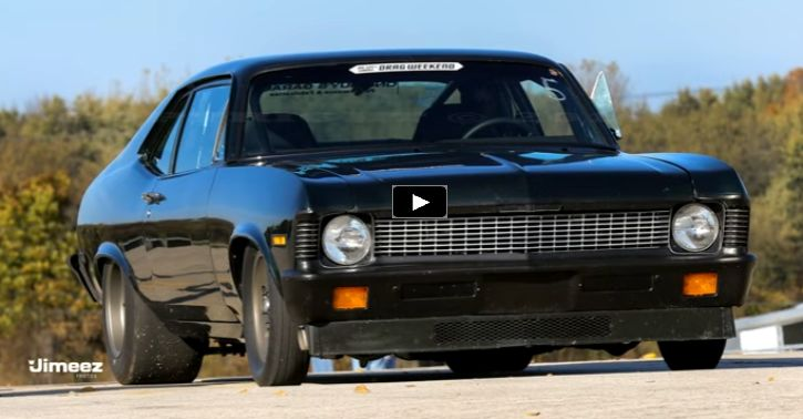 One Guy's Garage Nova - Fastest LS 5.3 Car in US