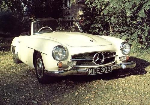 Mercedes-Benz 190SL (1959)