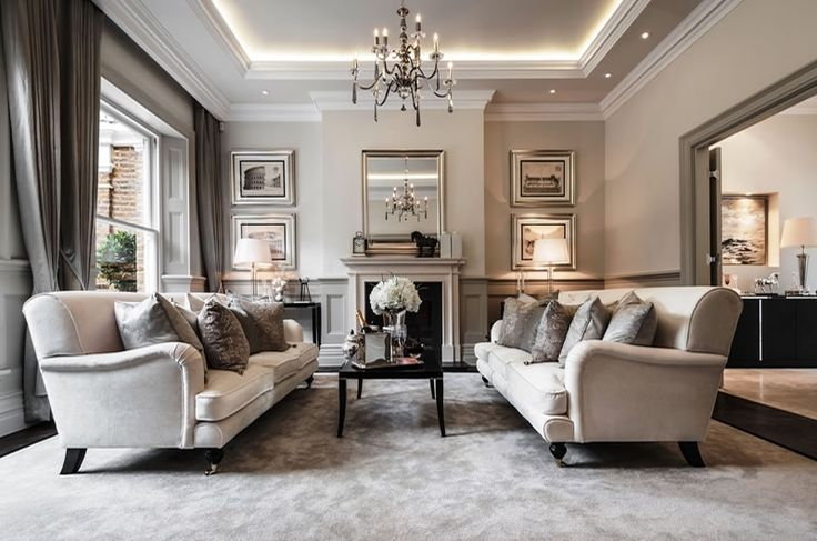 Alexander James Interiors, EAST MOLESEY: 5 BEDROOM FAMILY HOME - Alexander James Interiors