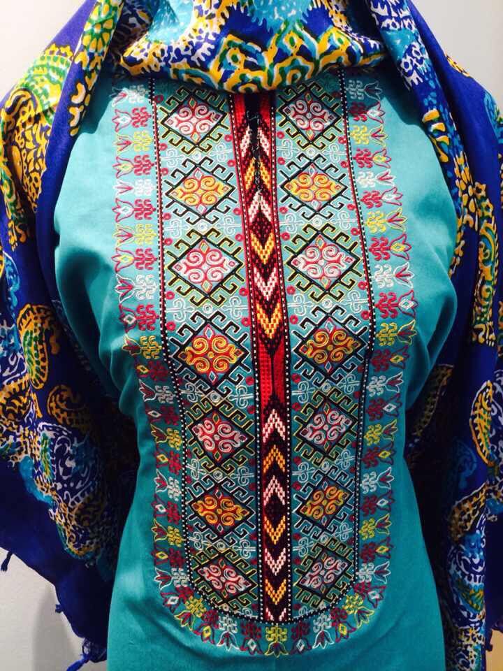 Turkmen style