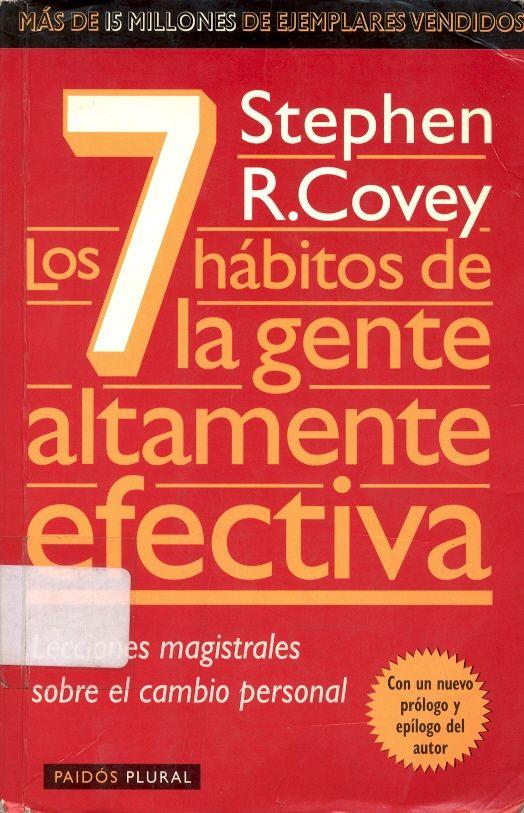 #los7habitosdelagentealtamenteefectiva