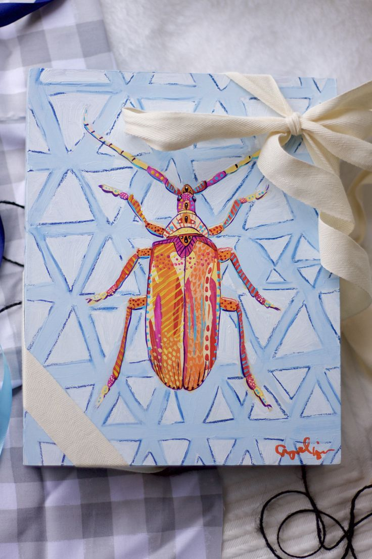 Longhorn Beetle - Critter Collection