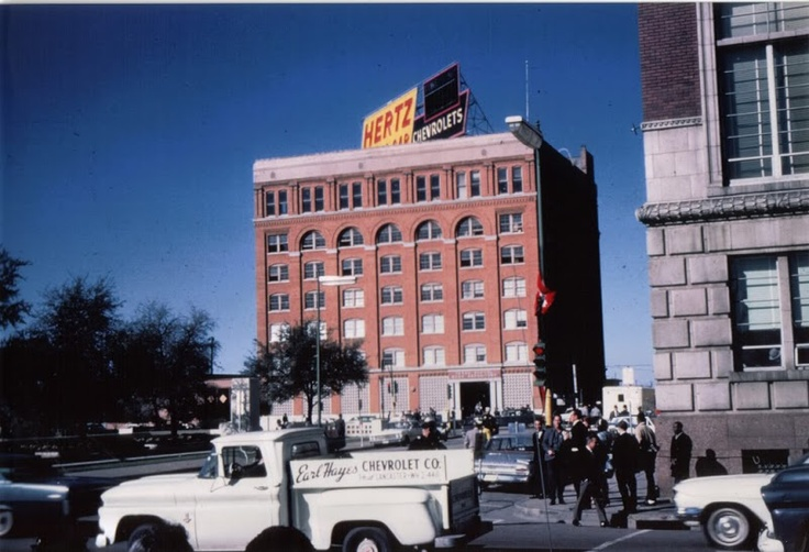 November 22 1963 a view of the texas school book