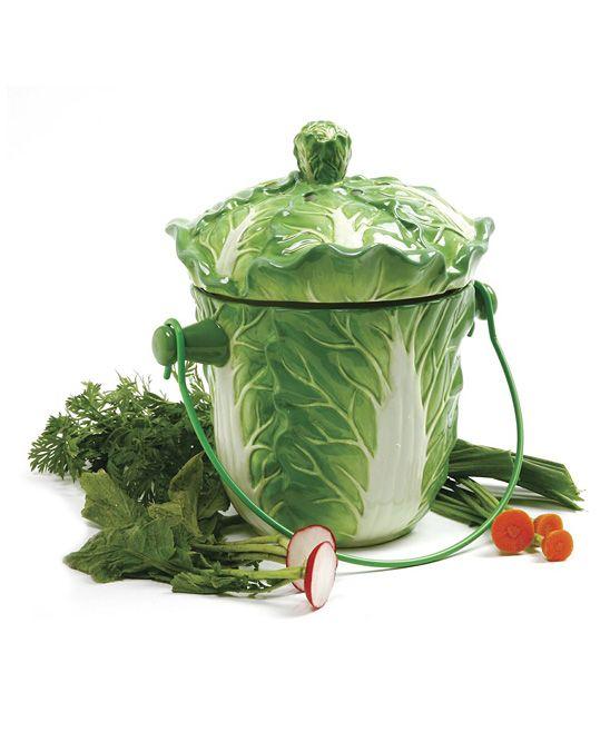 lettuce compost keeper