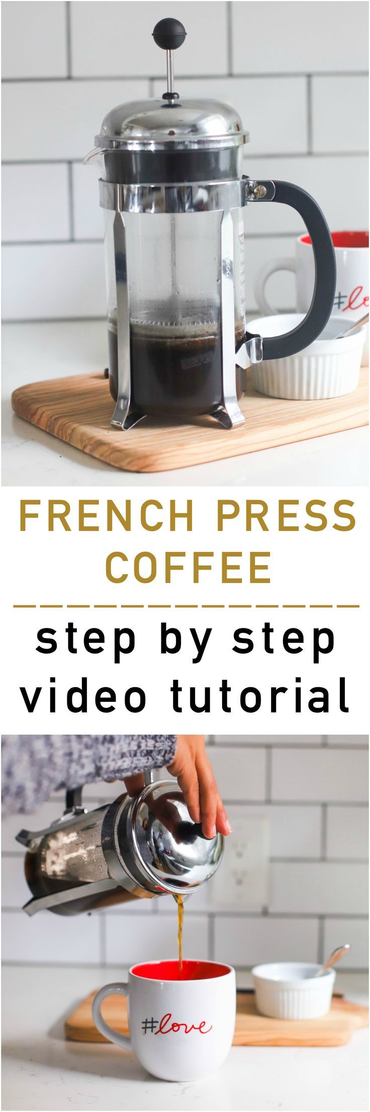 cdc733c802726366e39a80bdf2d8f163 Make Your Own French Press