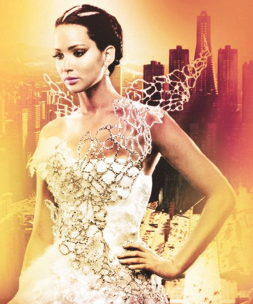 """""""A mockingjay is a creature the capitol never intended to exist."""" - Katniss Everdeen, #CatchingFire"""