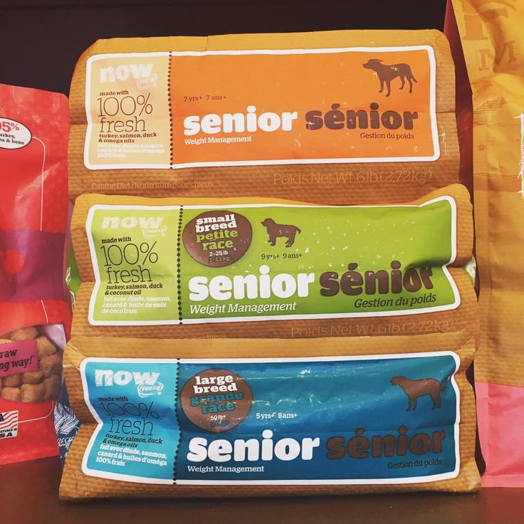 Top Rated Senior Large Breed Dog Food