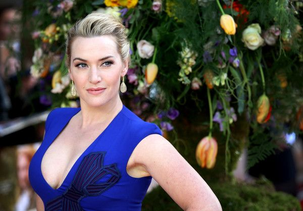Kate Winslet in 'A Little Chaos' - UK Premiere - Red Carpet Arrivals