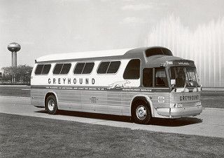 1960s Scenicruiser GMC  Greyhound