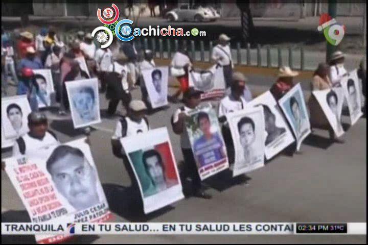 Mexicanos Dicen Que Desconocen El Gobierno De Peña Nieto #Video