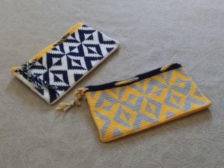 Wayuu bag experiments