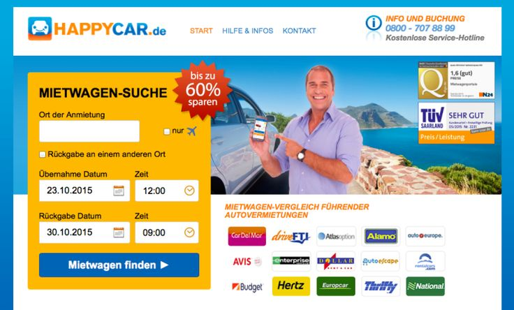 Car rental comparison site HappyCar picks up 2.6M funding as Rocket Internets GFC quietly exits European car rental comparison startup Happycar has raised a further 2.6 million million in funding. Backing the companys third round are lead investor Creathor Venture HR Ventures Capnamic Ventures NWZ Digital and TruVenturo.  Noteworthy however is that previous investor Rocket Internets GFC has not participated and Ive since learned that GFC actually disposed of its shares in Happycar late last…