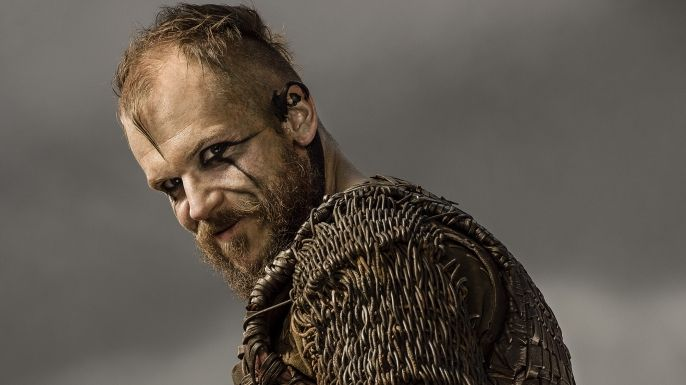 Floki is a genius ship builder and he designs and builds
