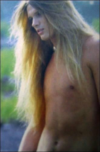 Sebastian Bach in his prime, when he was ADORED by my daughter Andrea!