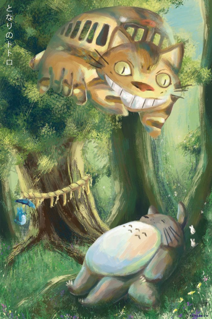 17 Best Images About TOTORO ^_^ On Pinterest