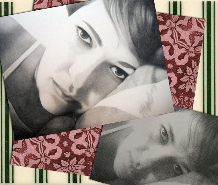 Portrait by Zelda Venter