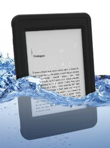 Waterproof Case for Kindle Paperwhite  (more of a gift for myself since I have adopted his Kindle...)