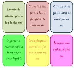18 cartes pour jouer au jeu de la communication émotionnelle avec les enfants et les adolescents : en téléchargement gratuit
