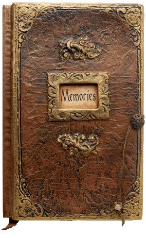 Vintage Handcrafted Blank Writing Art Journals