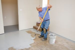 How to Cover Your Concrete Basement Floor