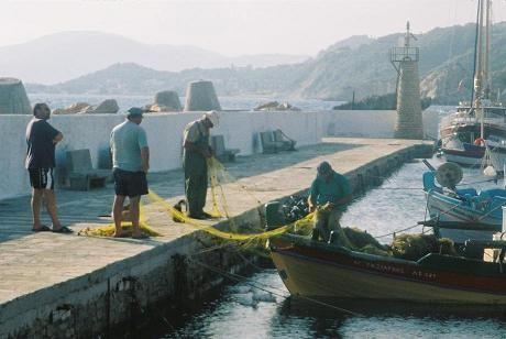 Fishermen @ Kokkari, Samos (Gr)
