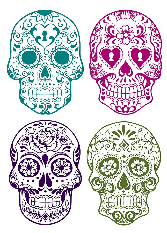 15 Best Ideas About Sugar Skull Tattoos On Pinterest Pretty Tattoos The Decay And