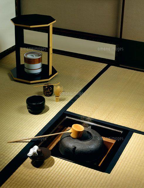 Tea room water heater