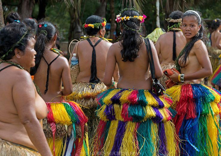 women of micronesia