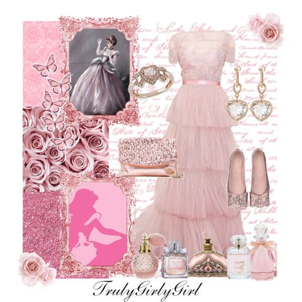 """Truly Girly Girl"" by trulygirlygirl on Polyvore"