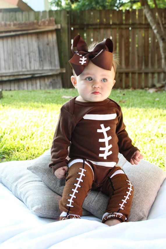 Are Football baby costume means