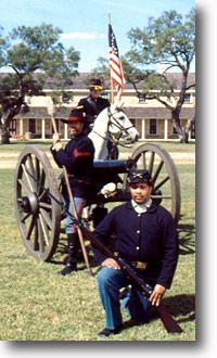 Fort Concho National Historic Landmark, San Angelo, Texas