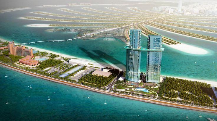 Innen nyílhat majd a legjobb kilátás Dubajra