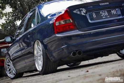 Low & Elegance: Volvo S80 2001 | GETTINLOW.COM | Indonesia's Automotive Lifestyle