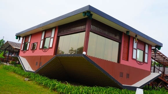 The Upside Down House in Sabah Malaysia Malaysia Truly