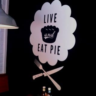 Live & Eat Pie