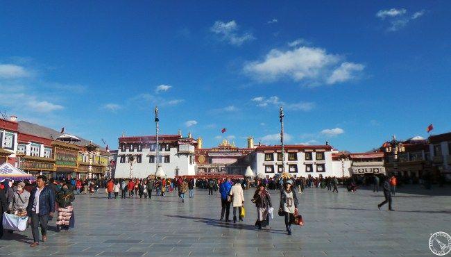 #TravelReport #Tibet #Destinos #TipDeViaje #Lhasa #PotalaPalace