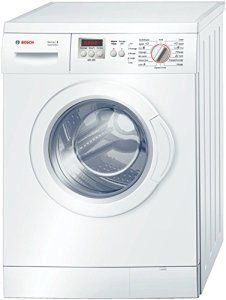 Bosch WAE28210OFF Autonome Charge avant 7kg 1400tr/min A+++ Blanc – machines à laver (Autonome, Charge avant, A+++, A, B, Blanc)