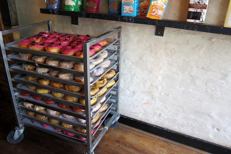 Vegging Out: Dough donuts | Lettuce Veg