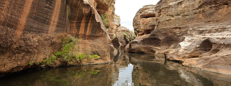 Cobold Gorge, sculpted by nature