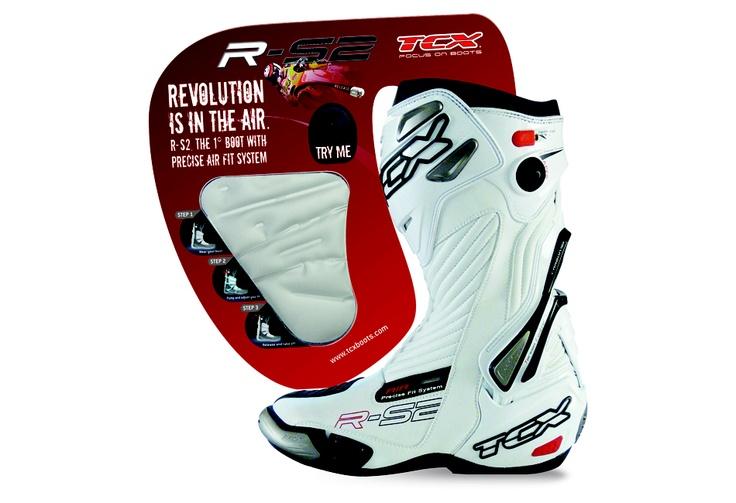 TCX Boots - boot talker - R-S2 with PAFS technology - 2012