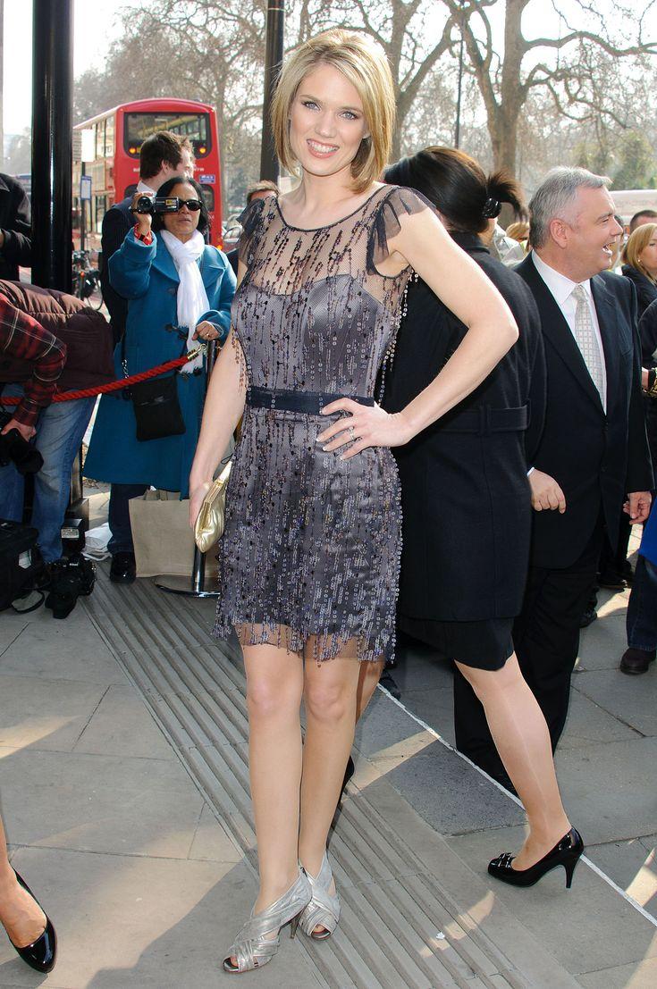 Charlotte Hawkins – Tric Awards London 08.03.11