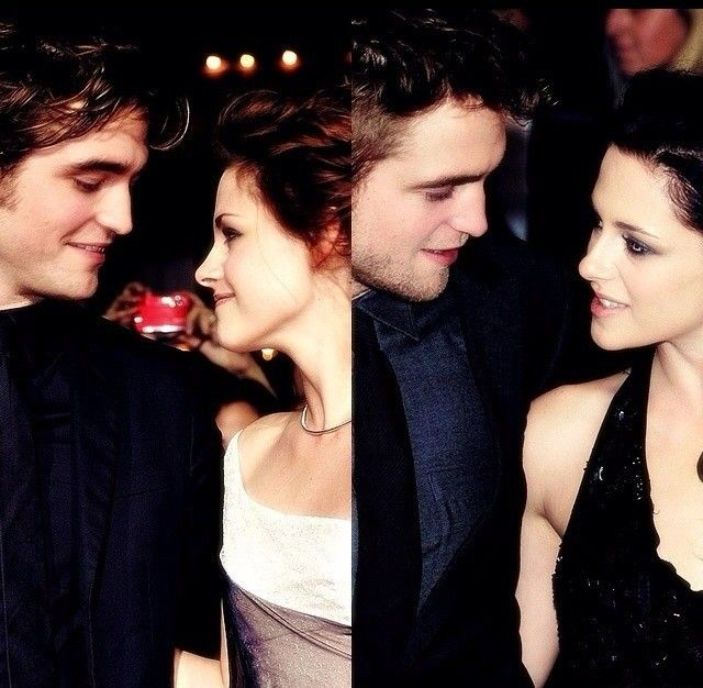 Pin By Katiadelmonte On Twilight In Love Robert Pattinson And Kristen Twilight Movie Vampire Twilight