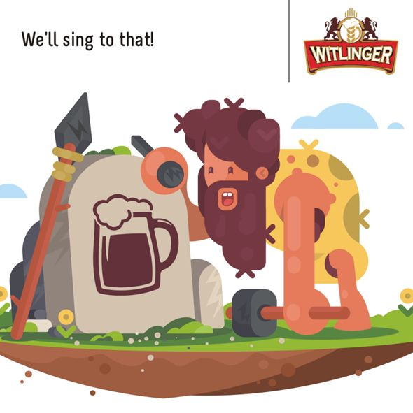The oldest recipes ever discovered by human beings are for making beer. They are written on stone tablets and are over 5,000 years old in the form of songs!  #WitlingerBeer #WheatBeer #CraftBeer