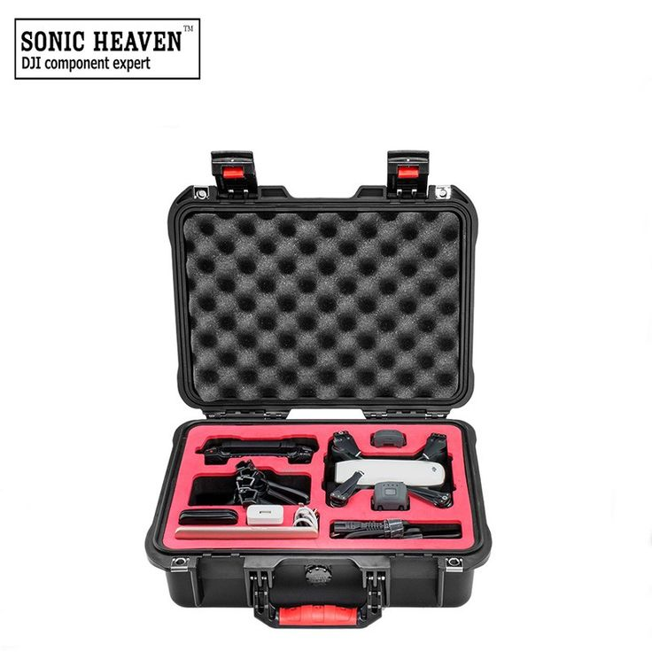Buy online US $63.69  Safety Carrying Case for DJI Spark Camera Drone Accessories Vs PGYTECH Waterproof Hard EVA foam Equipment Carrying Fpv RC parts   #Safety #Carrying #Case #Spark #Camera #Drone #Accessories #PGYTECH #Waterproof #Hard #foam #Equipment #parts  #BlackFriday