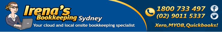 https://irenasbookkeeping.com. au/bookkeeping-services/  Irenas bookkeeping services, Irenas Accounting Services, Accounting and Bookkeeping, Bookkeeping and Accounting, Payroll Services, MYOB Services, XERO Services  Irenas Bookkeeping and Accounting Services are experts in both MYOB and XERO accounting services in Sydney. We provide services to small business in all industries.