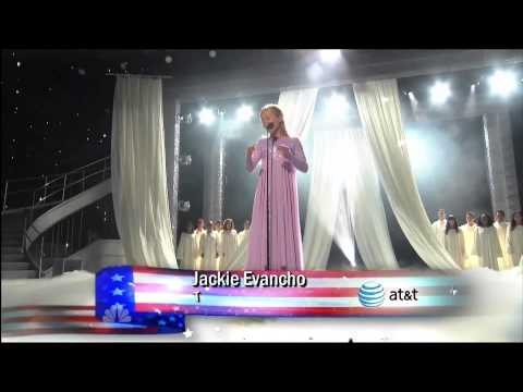 Талантливые дети Джеки Иванко (Translation: Talented children Jackie Ivanko) / Jackie Evancho:  Pie Jesu - From her appearance on AGT - including behind-the-scenes footage - translated into Russian.