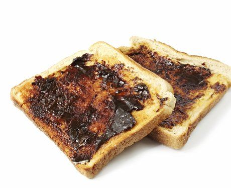 Marmite on Toast    Do you love it or do you hate it?