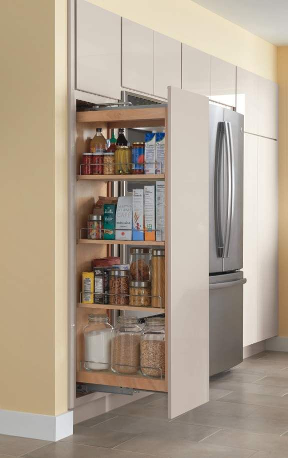 Behind The Door 14 Hidden Ways To Organize Your Kitchen