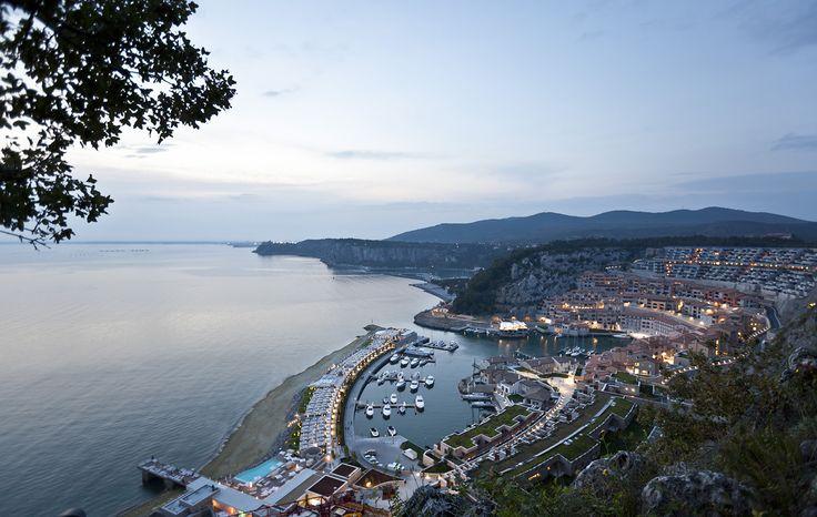 #Welcome to #Portopiccolo di #Sistiana, a #sea #town and #harbor near #Trieste that represents a #landmark in terms of #design (and more)  ENG VERSION: http://top-yachtdesign.com/the-great-portopiccolo-project/ ITA VERSION: http://top-yachtdesign.com/it/il-grande-progetto-di-portopiccolo/